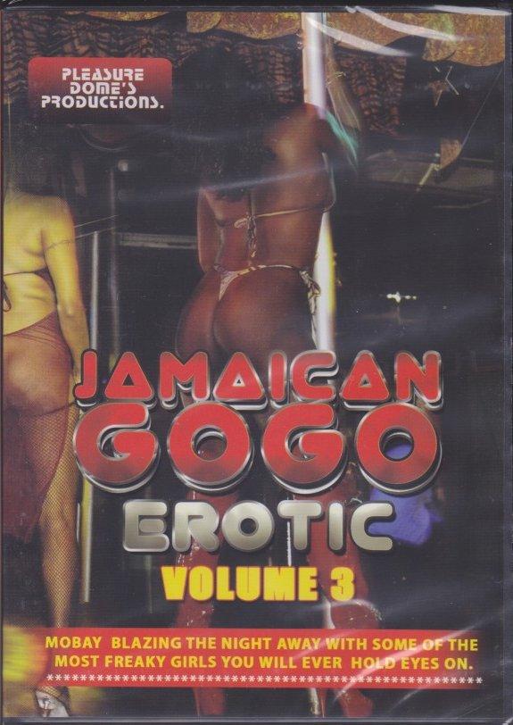 Erotic Volume 3 DVD